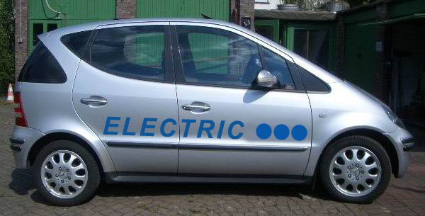 A Klasse ELECTRIC